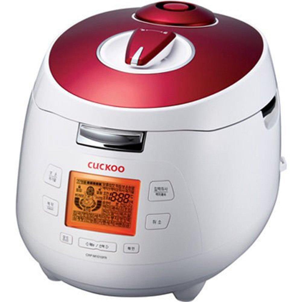 Cuckoo Crp M1010fr 10 Guests Pressure Rice Cooker 10 Cups 220v Korean Manual Korea E Market