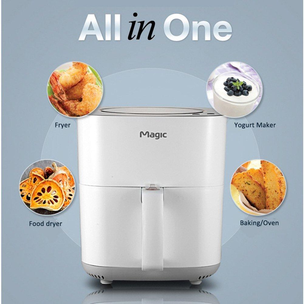 Tongyang Magic Maf-200 Air Fryer Food Dryer Yogurt Maker